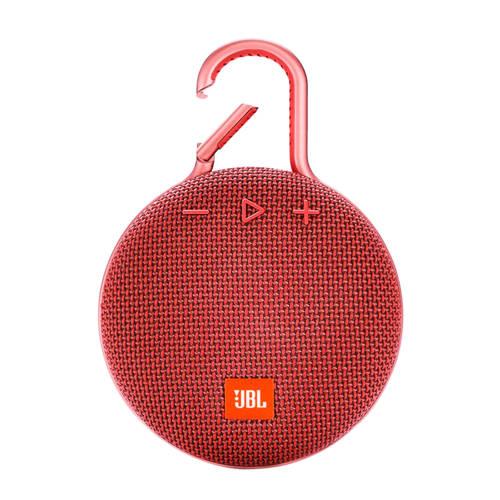 JBL Clip 3 bluetooth speaker rood kopen