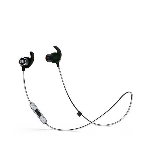 JBL in-ear bluetooth sport koptelefoon REFLECT MINI BT 2 zwart kopen