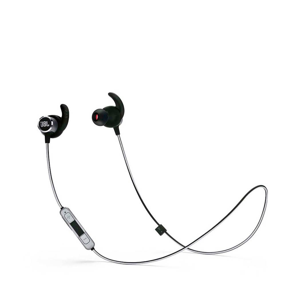 JBL in-ear bluetooth sport koptelefoon REFLECT MINI BT 2 zwart, Zwart