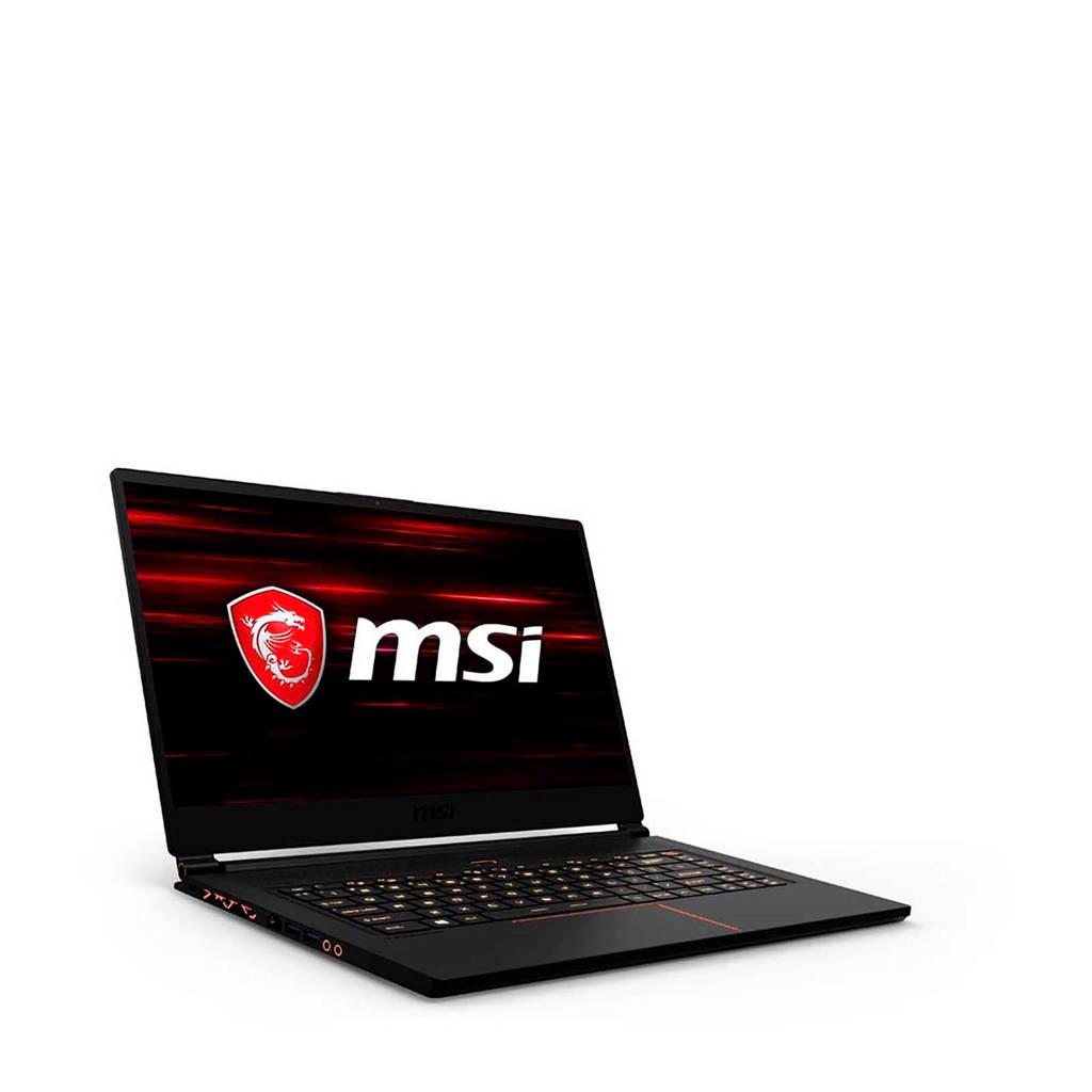MSI GS65 8RE-042NL Laptop, Zwart