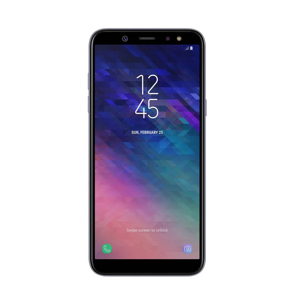 Samsung Galaxy A6, Paars