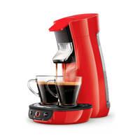 Philips Senseo Viva Café koffiezetapparaat HD6563/80, Rood
