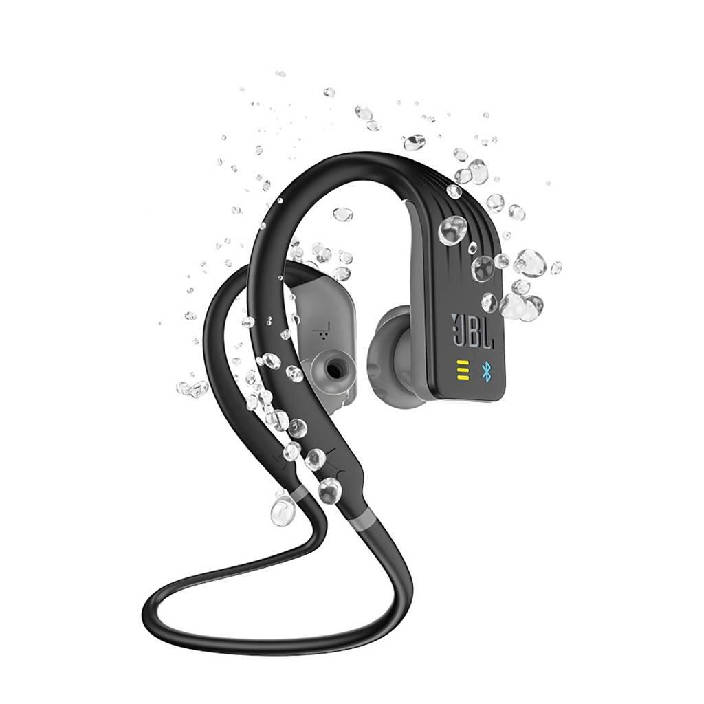 JBL Endurance DIVE Bluetooth oortjes, Zwart