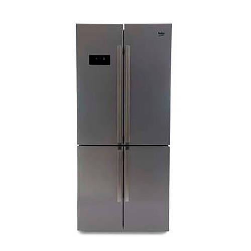 Beko GN1416221ZX Amerikaanse koelkast kopen