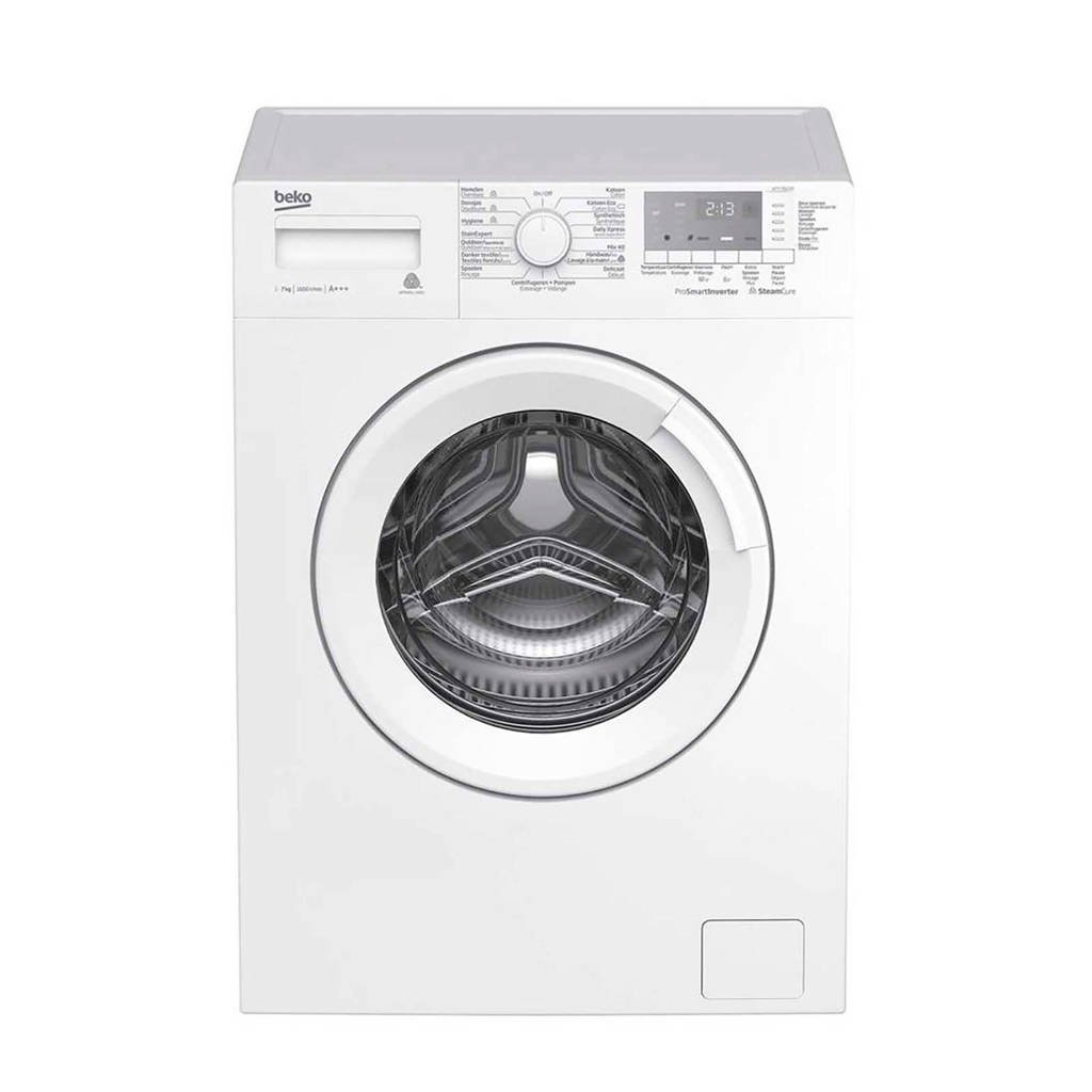 Beko WTV7812BS wasmachine