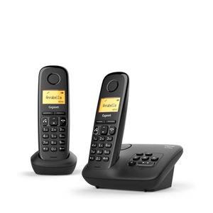 GIGNL-A270ADUO-BLK Huistelefoon