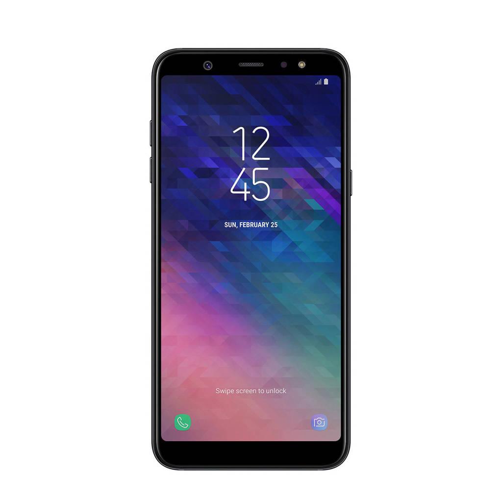 Samsung Galaxy A6+, Zwart