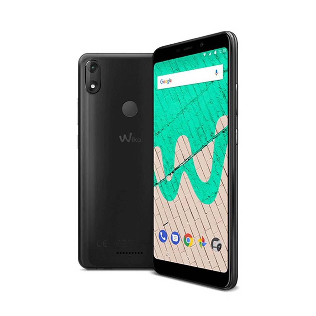 Wiko View Max Dual-Sim, Zwart