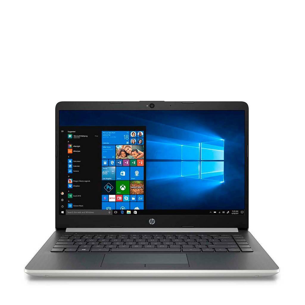 HP Notebook 14-cf0335nd 14 inch Full HD laptop, Zwart, zilver