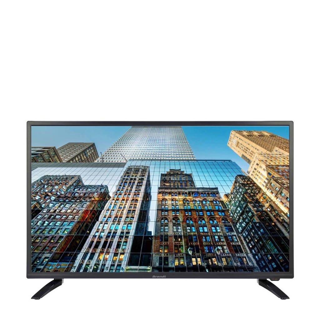 Brandt B3232HD HD Ready LED tv, Zwart