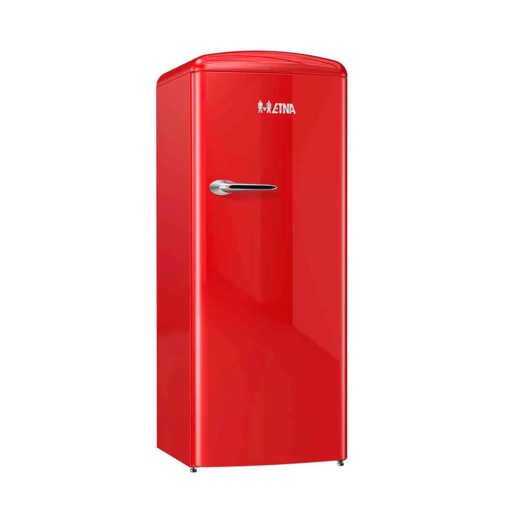 ETNA KVV754ROO koelkast, Rood
