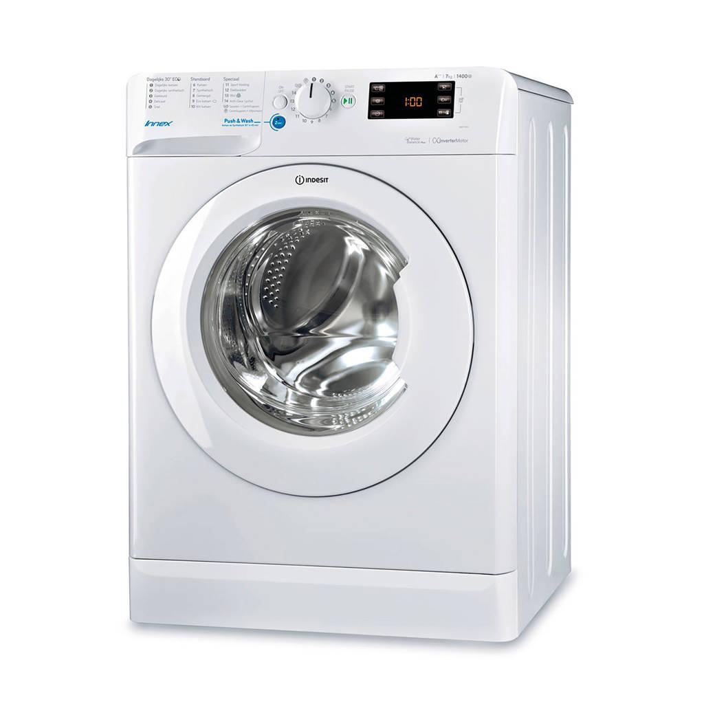 Indesit BWE 71483 W NL wasmachine