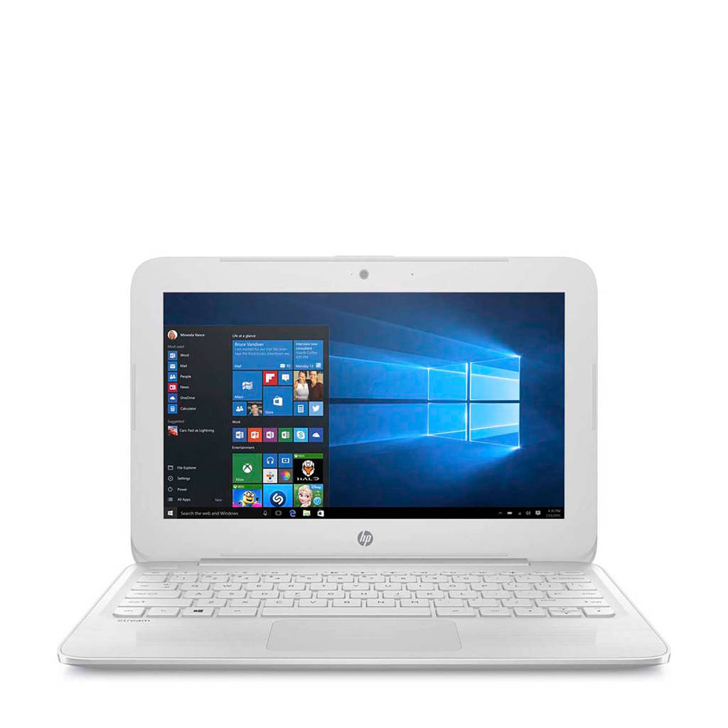 HP Stream 11-ah050nd 11,6 inch laptop, Wit