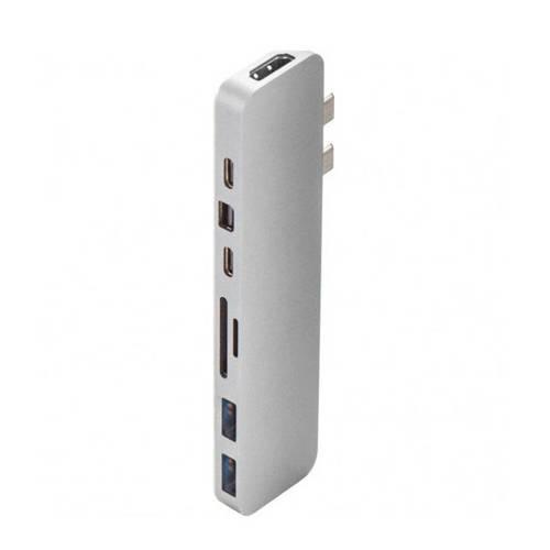 Hyper PRO HUB FOR USB-C SILVER HyperDrive Pro hub voor Macbook Pro USB-C kopen