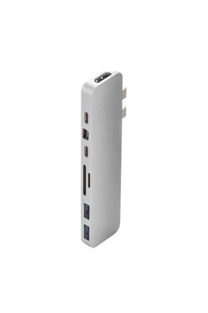 PRO HUB FOR USB-C SILVER HyperDrive Pro hub voor Macbook Pro USB-C