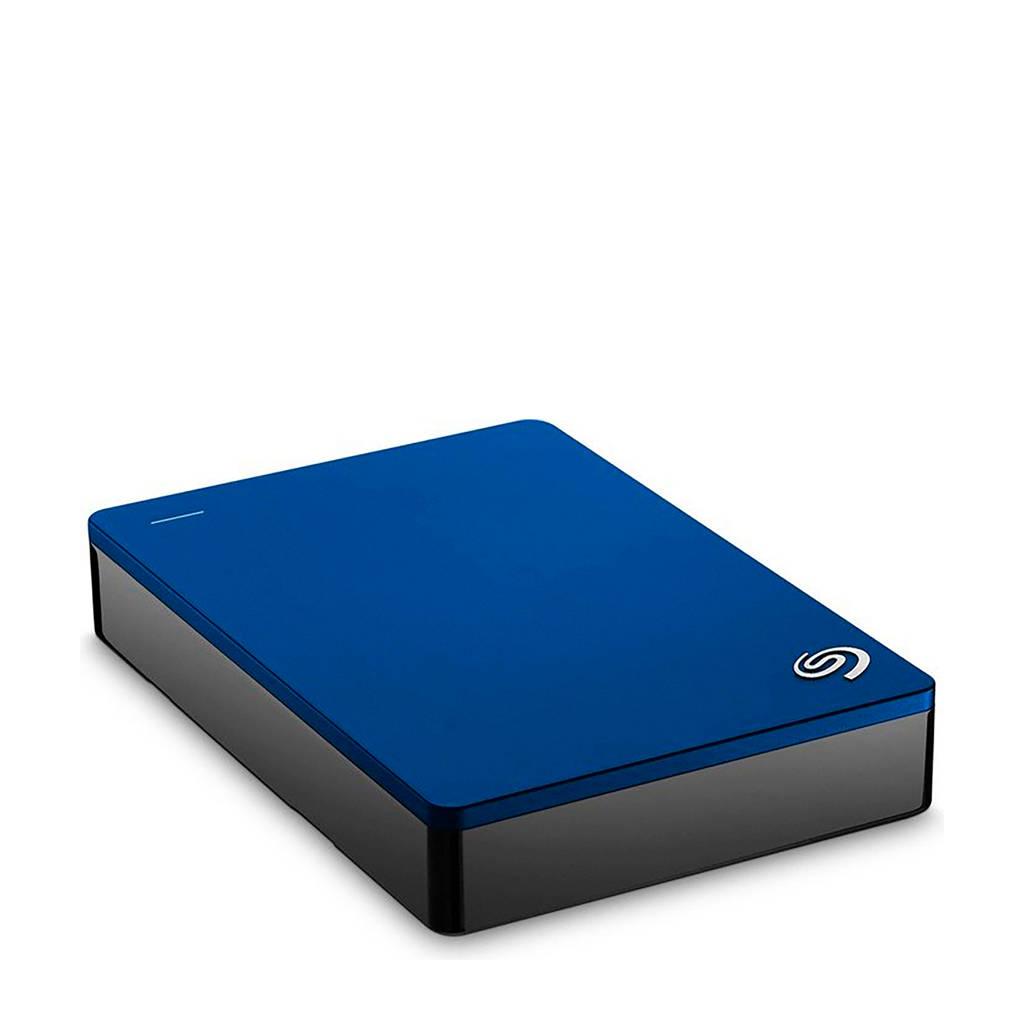 Seagate Backup Plus Portable 4TB externe harde schijf, Blauw