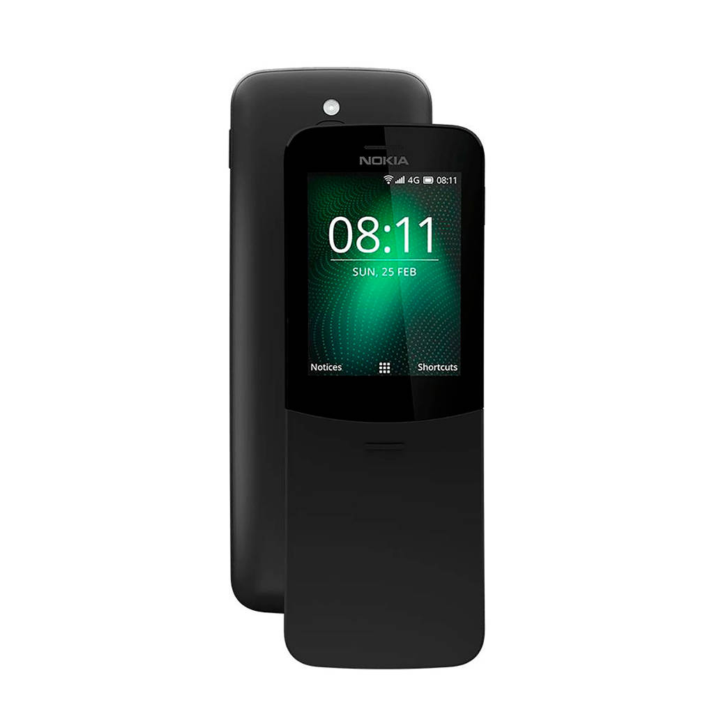 Nokia 8110, Zwart