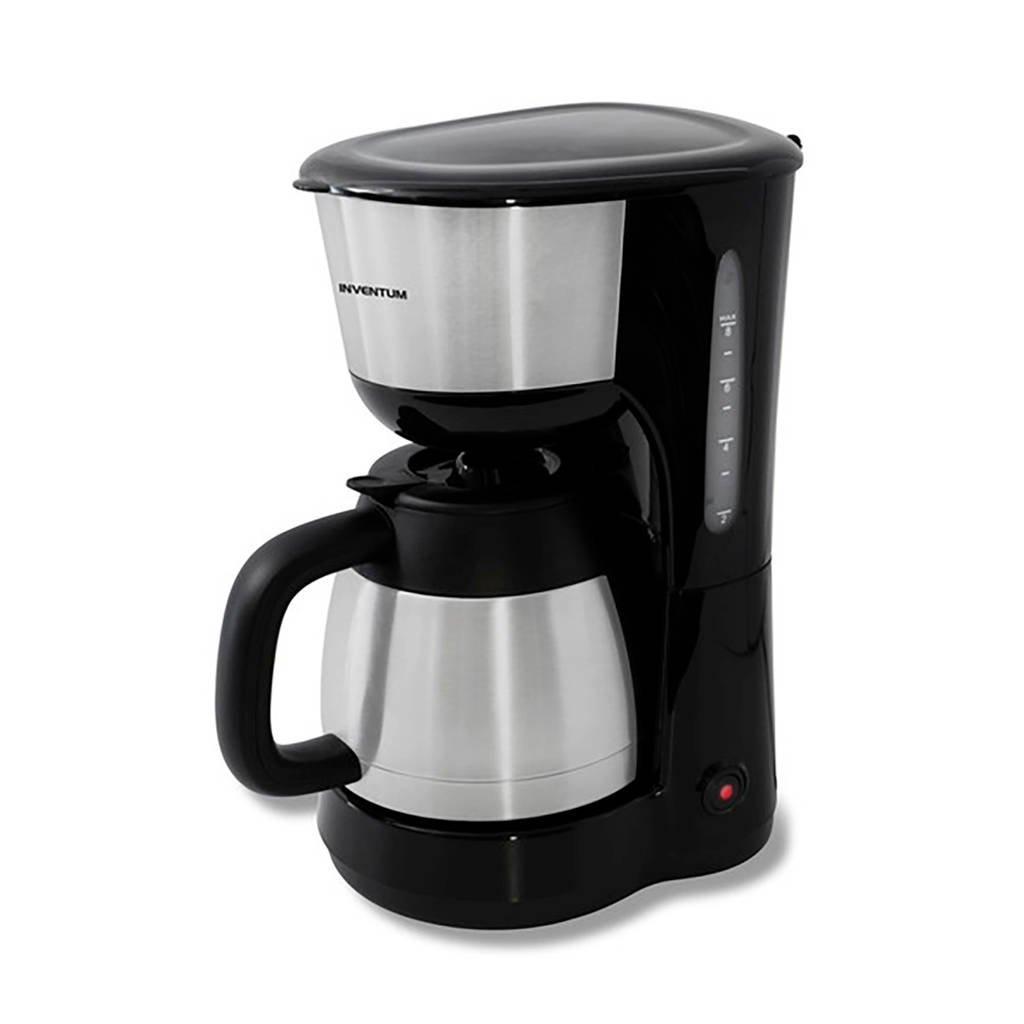 Inventum KZ618 koffiezetapparaat, Zwart