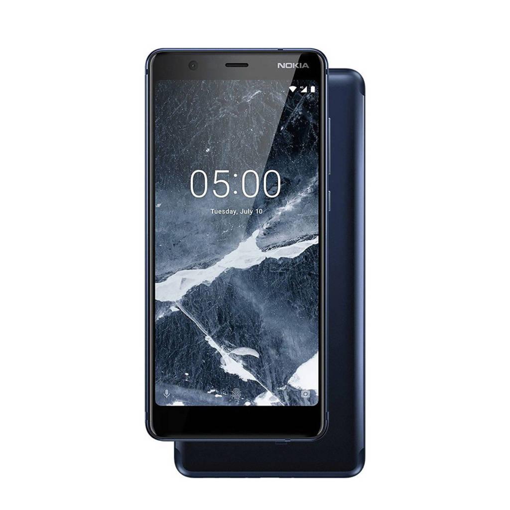 Nokia 5.1, Blauw