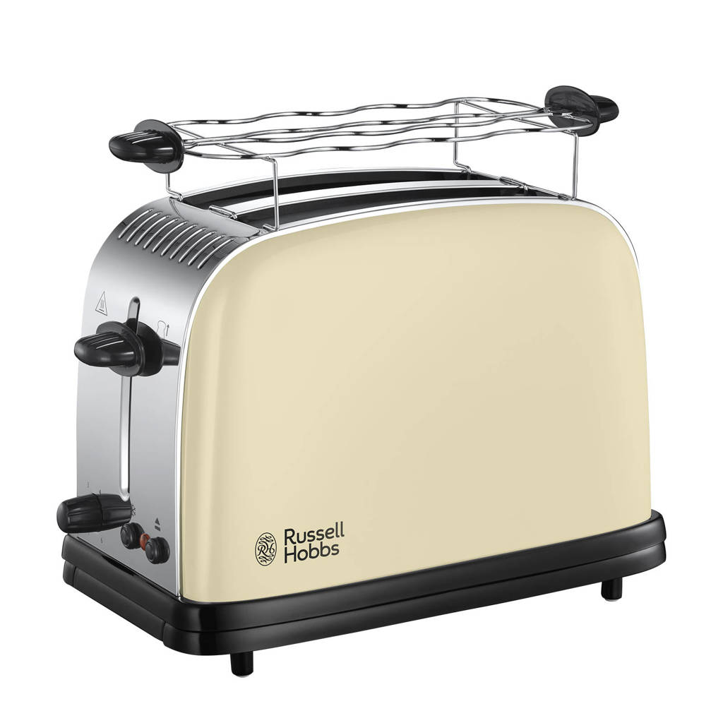 Russell Hobbs 23334-56 Colours Plus broodrooster, Wit