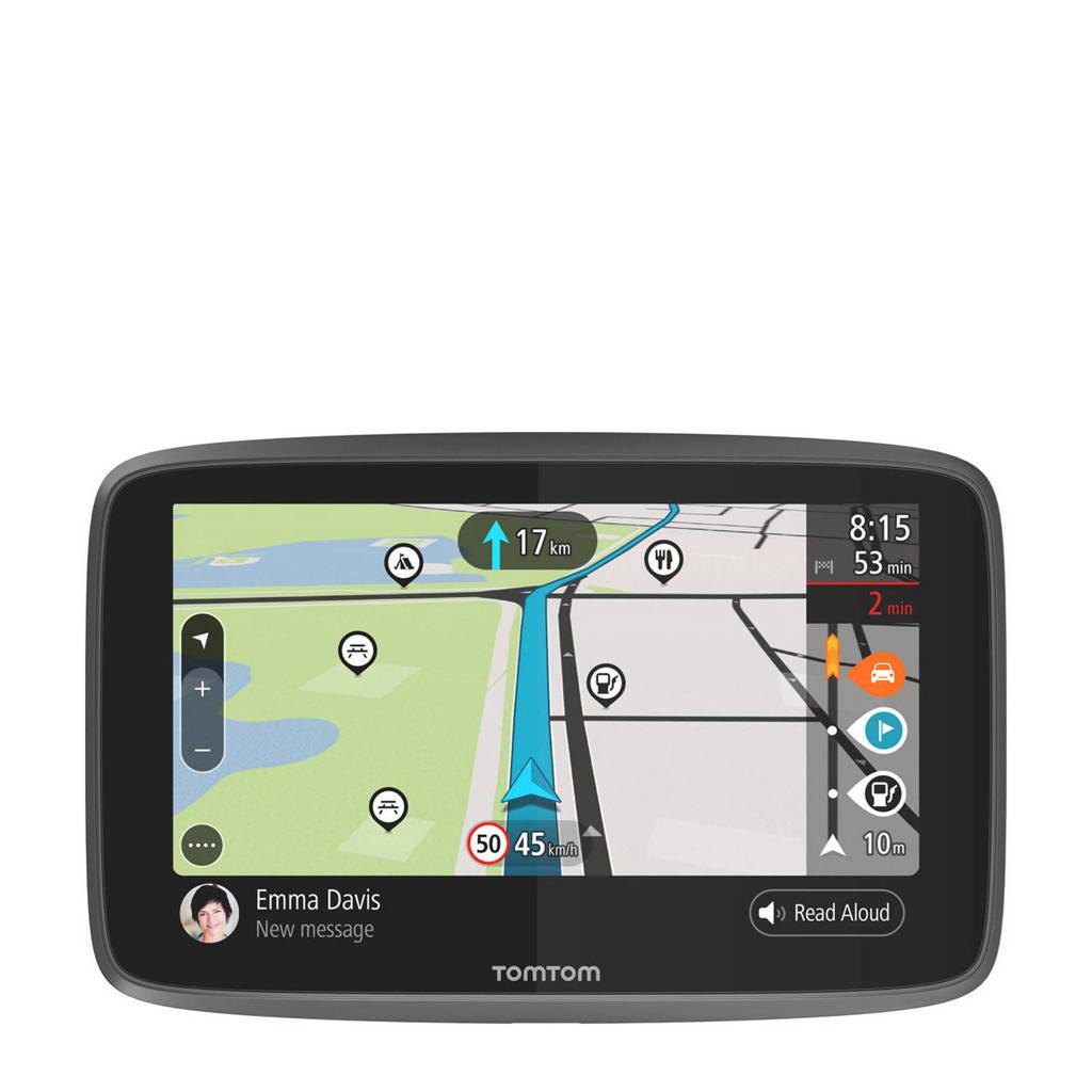TomTom TT Go Camper navigiatie, Zwart