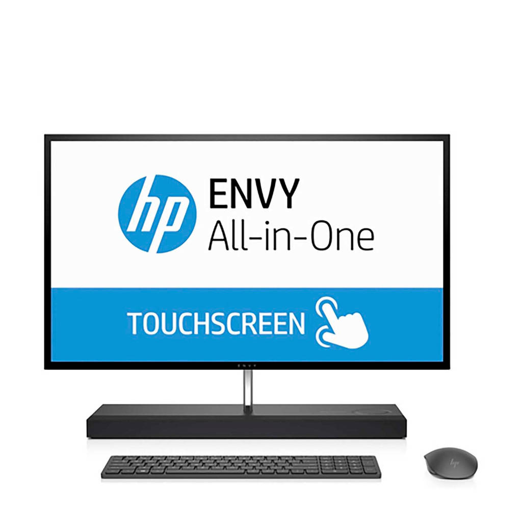 HP All-in-One Envy 27-b250nd computer, Zilver