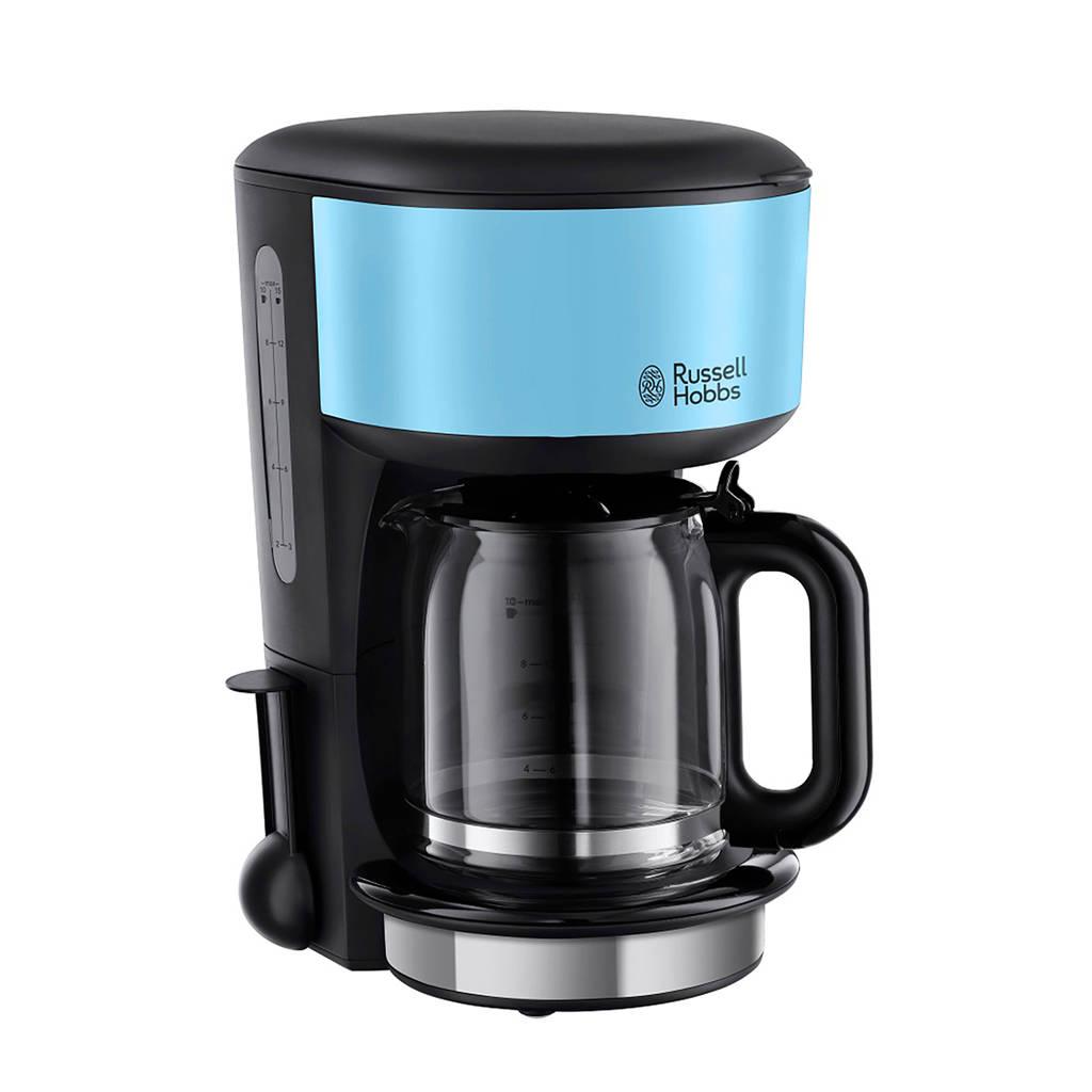 Russell Hobbs 20136-56 Colours Plus koffiezetapparaat, Zwart, Blauw