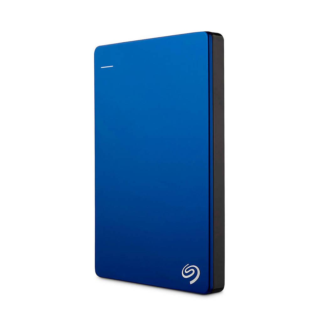 Seagate Backup Plus Slim 2TB externe harde schijf, Blauw