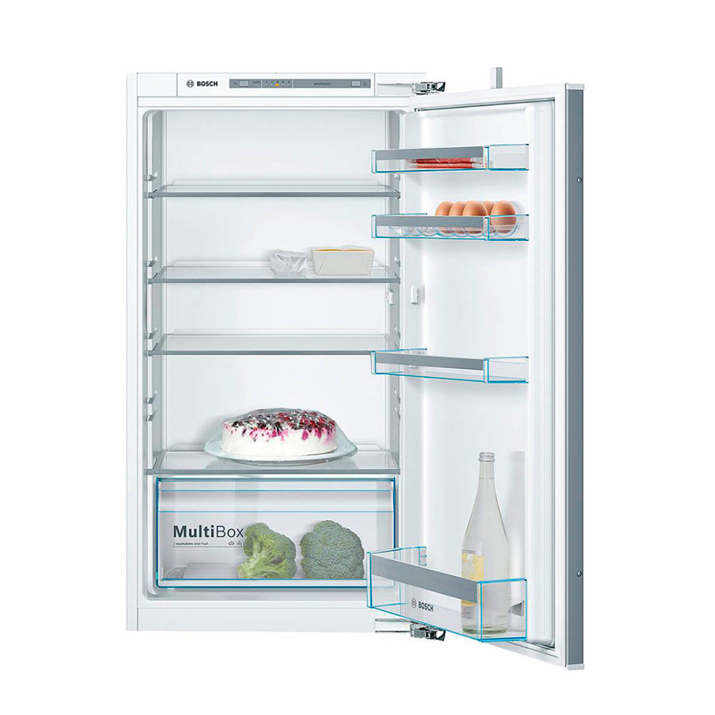 Bosch KIR31VF30 inbouw koeler, Wit