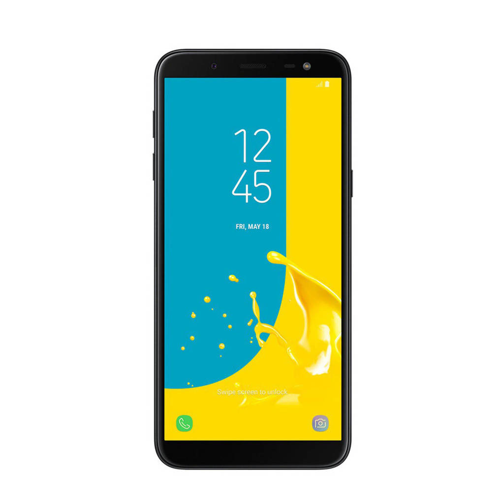 Samsung Galaxy J6, Zwart