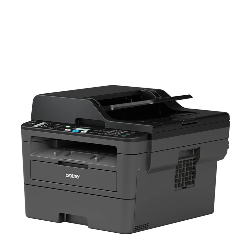 Brother MFC-L2710DW printer, Zwart, zilver
