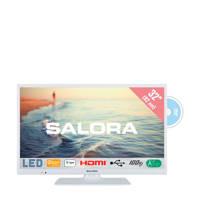 Salora 32HDW5015 HD Ready tv met ingebouwde DVD speler, 32 inch (81 cm)