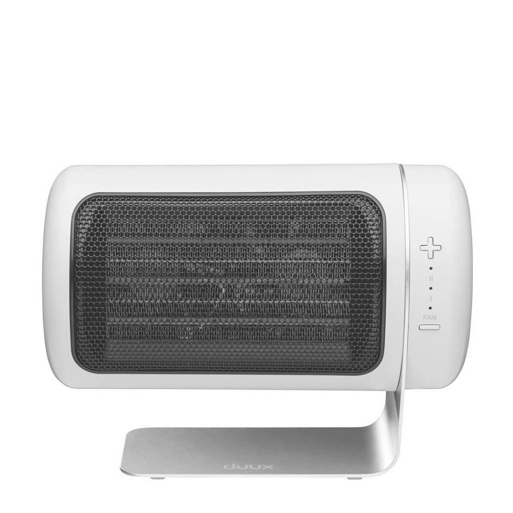 Duux DXFH02 ventilatorkachel, Wit