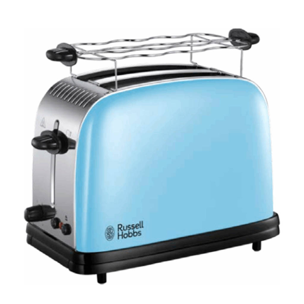 Russell Hobbs 23335-56 Colours Plus broodrooster, Blauw