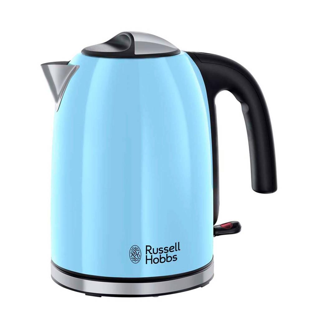 Russell Hobbs Colours plus waterkoker, Blauw
