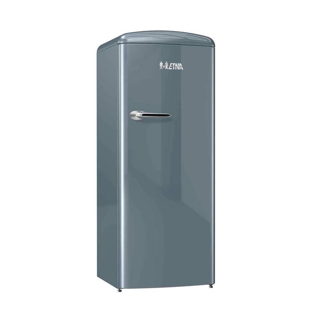 ETNA KVV754ZIL koelkast, Zilver