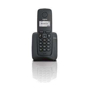 GIGNL-A116-BLK Huistelefoon