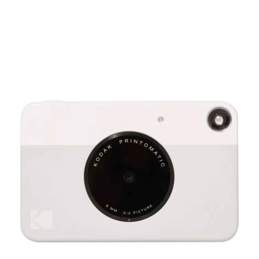 Kodak PRINTOMATIC GREY INCL ZINK PAPER VOOR 20 FOTO'S instant compact camera