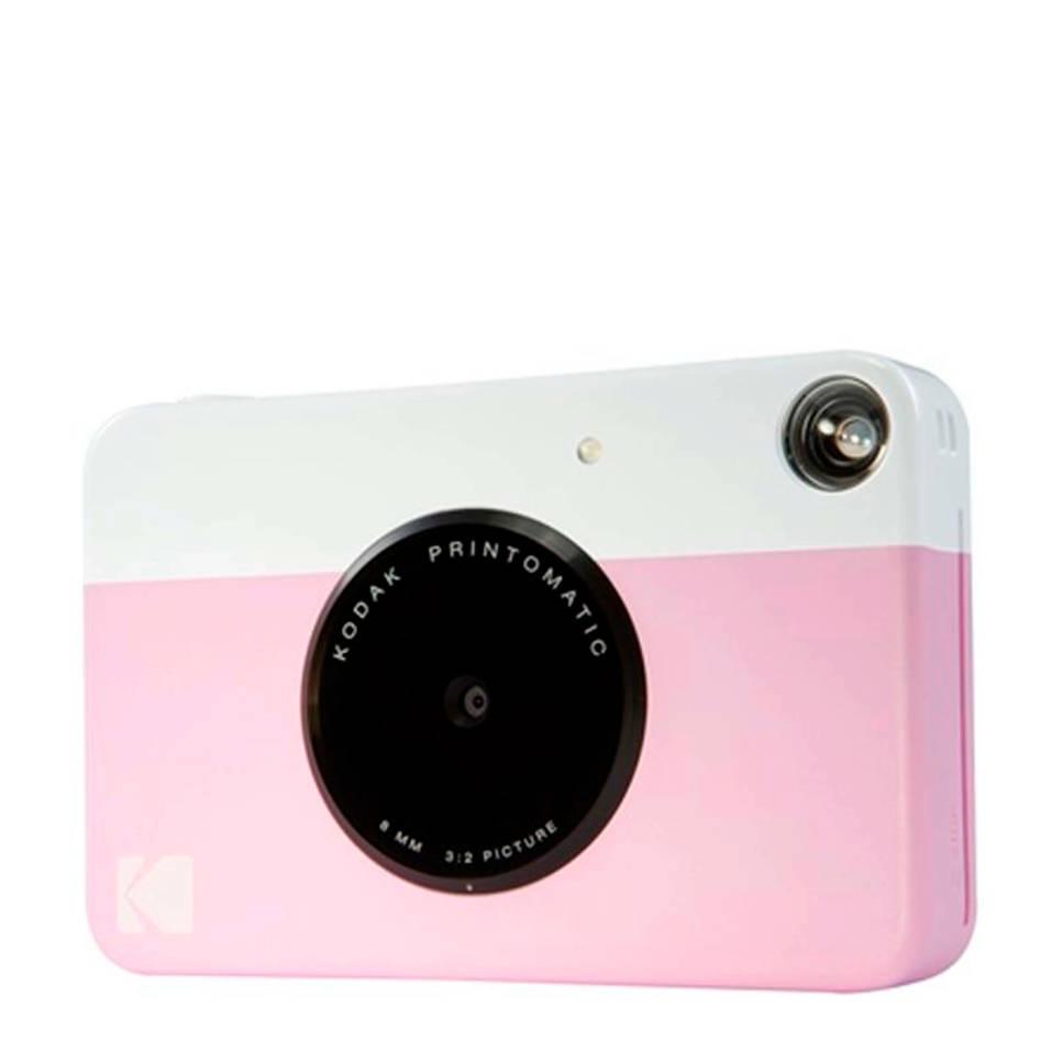 Kodak PRINTOMATIC PINK  INCL ZINK PAPER VOOR 20 FOTO'S Digitale camera