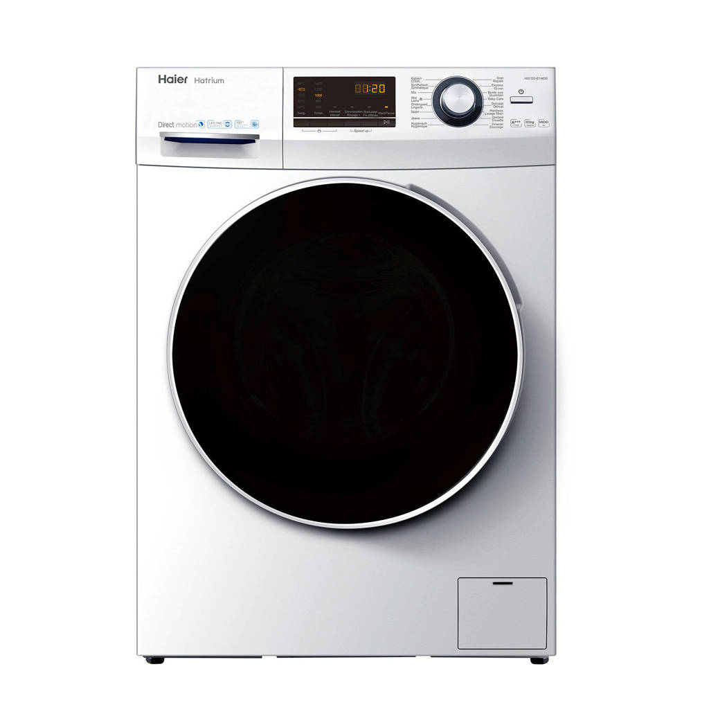 Haier HW100-B14636 wasmachine