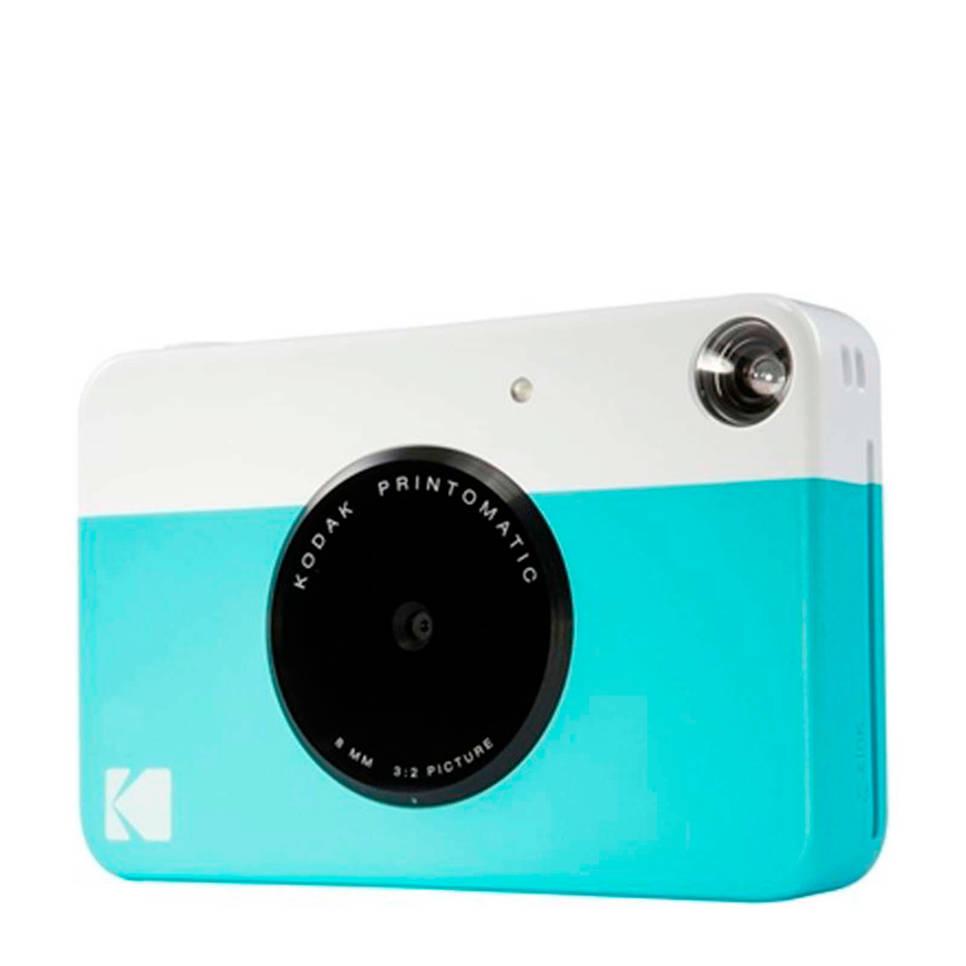Kodak PRINTOMATIC BLUE INCL ZINK PAPER VOOR 20 FOTO'S Digitale camera