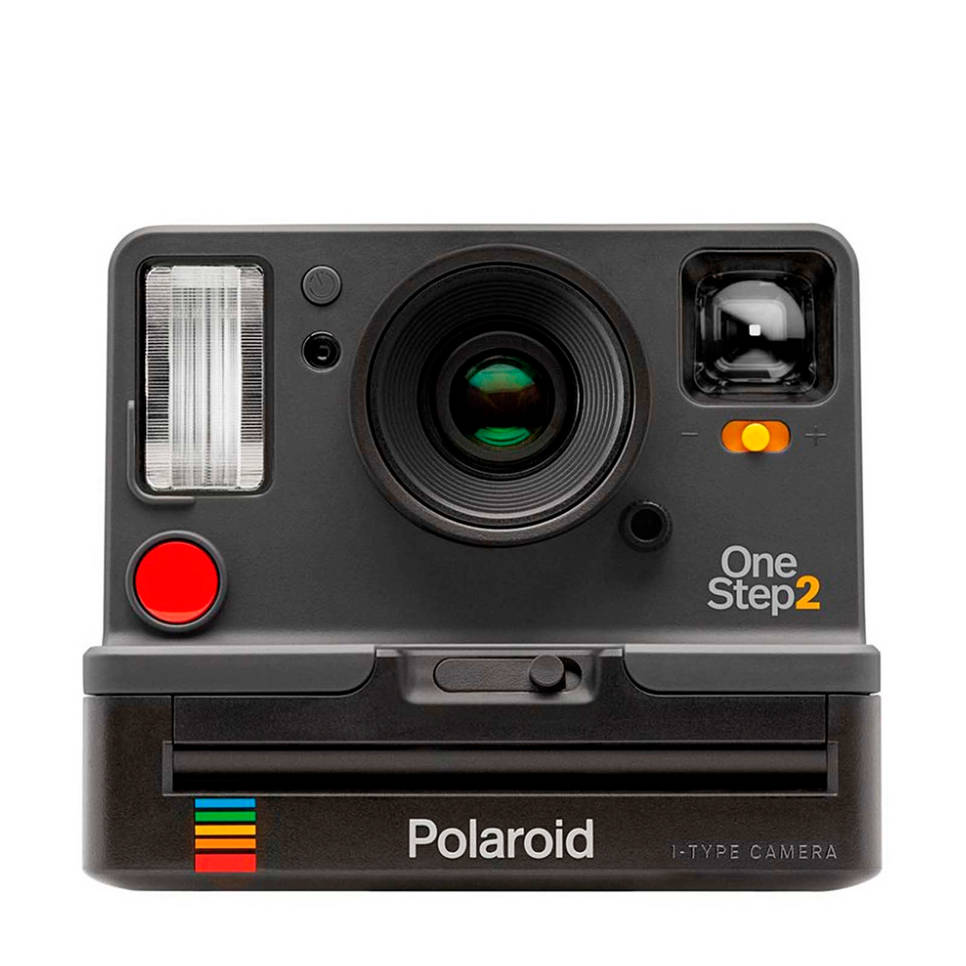 Polaroid ONESTEP2 GRAPHITE INCL COLOR INSTANT FILM I-TYPE Digitale camera
