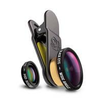 Black Eye HD Combo CM002, Zwart