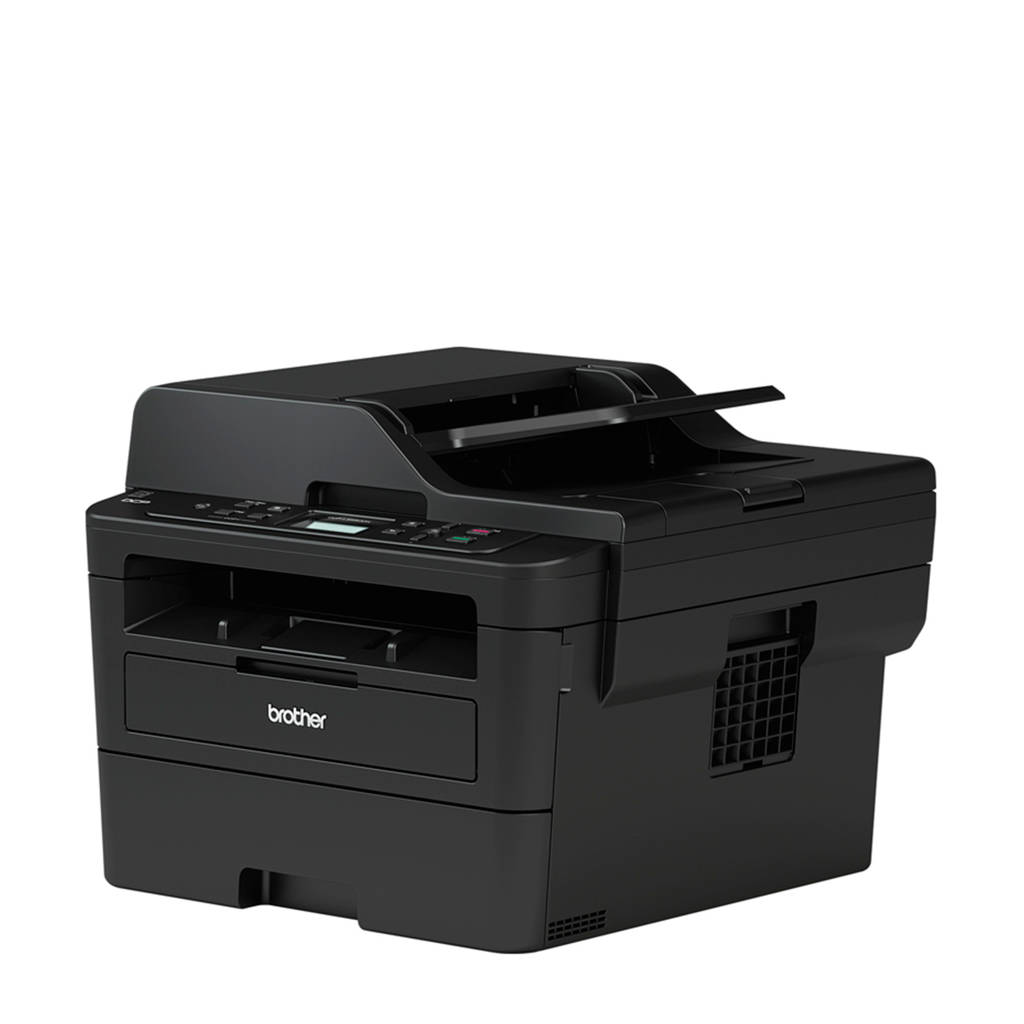 Brother DCP-L2550DN printer, Zwart