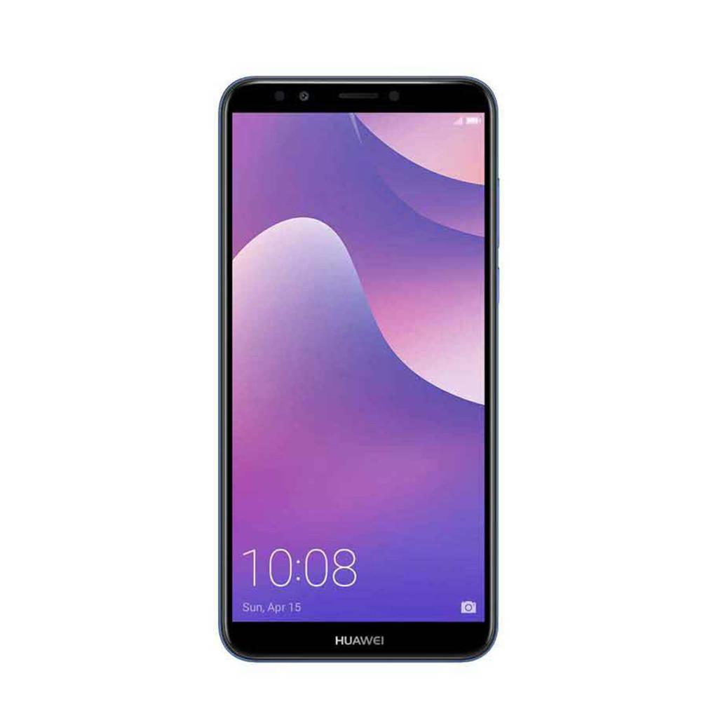 Huawei Y7 (2018) Dual-Sim, Blauw