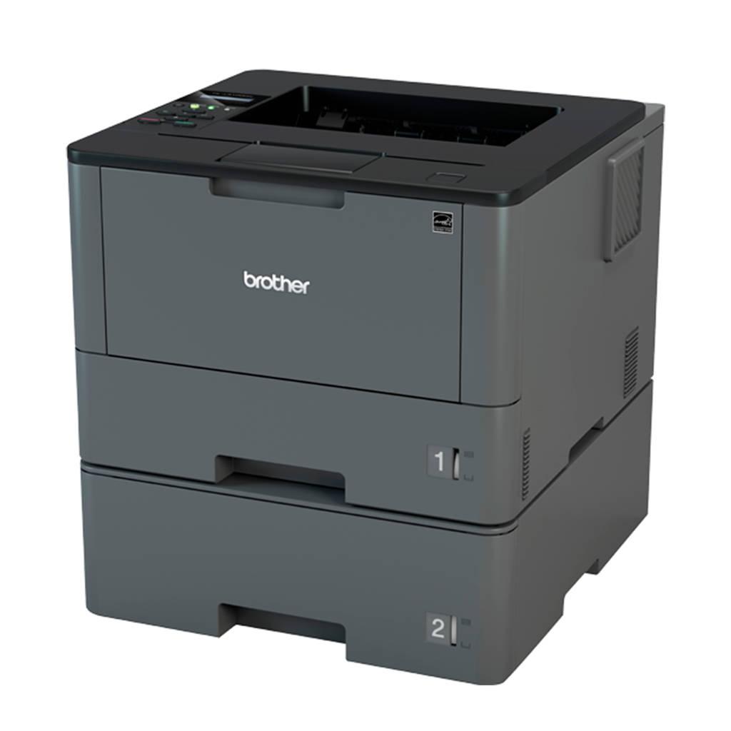 Brother HL-L5100DNT printer, Zwart
