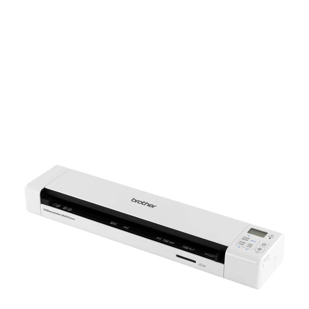 Brother DS-920DW scanner, Wit