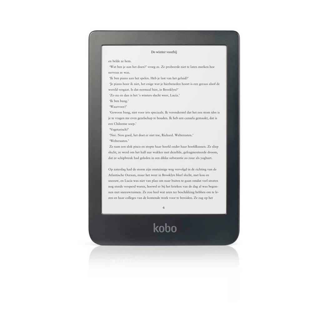 Kobo Clara HD e-reader, Zwart