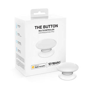 THE BUTTON WORKS WITH APPLE HOMEKIT - WHITE The Button voor Apple HomeKit