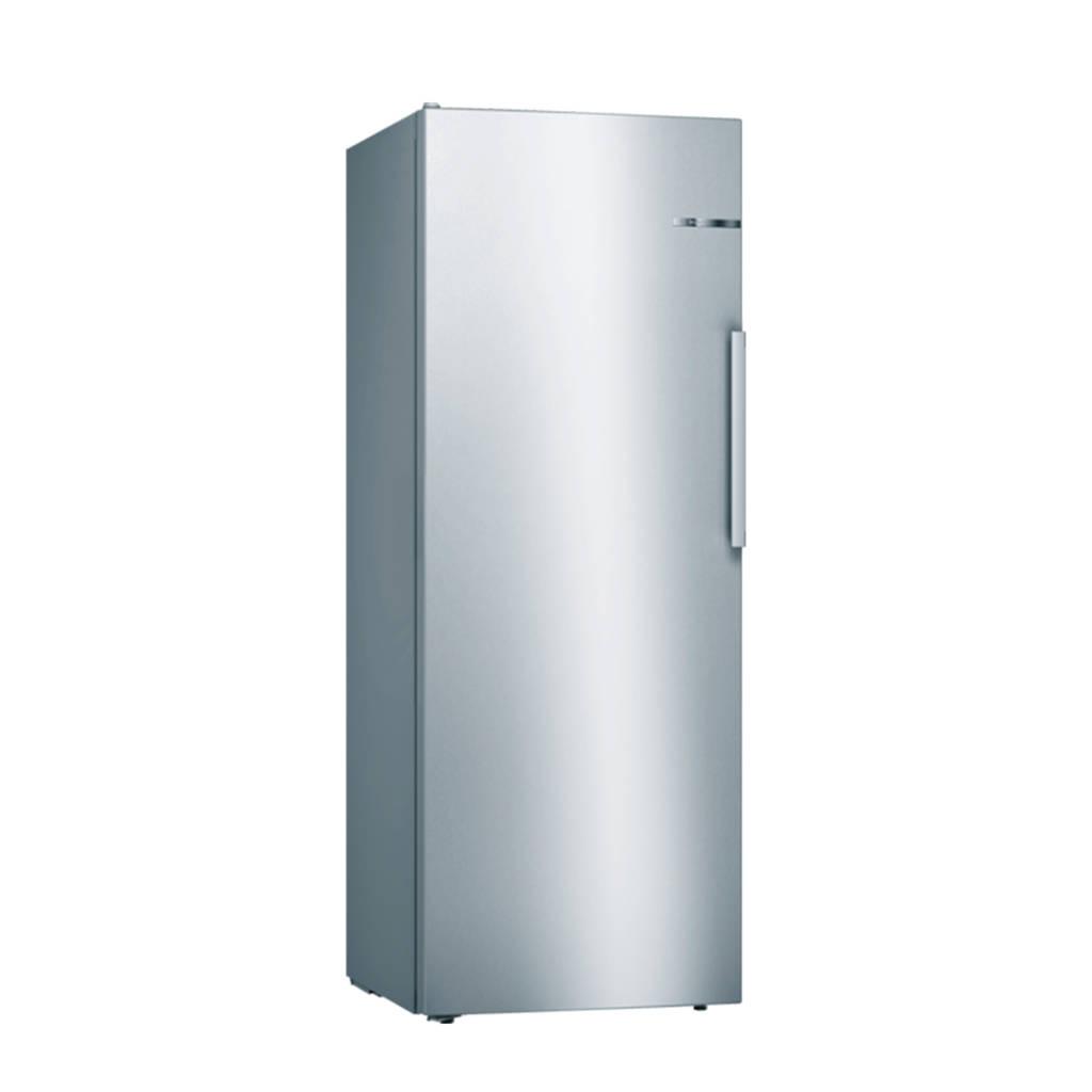 Bosch KSV29UL3P koeler, Zilver